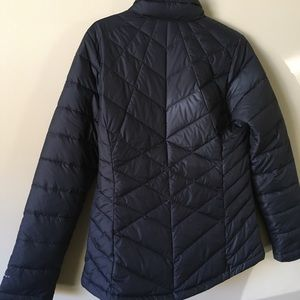 NWT - Columbia Black Puffer Jacket (sz M)